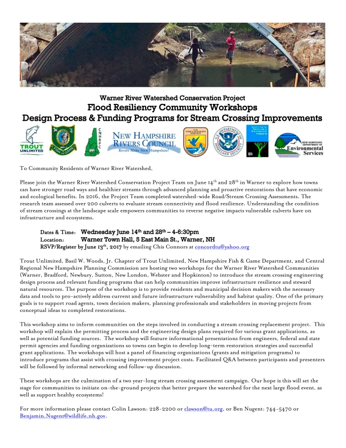 PRESS RELEASE Flood Resiliency Workshops 2017 6 12_WEB